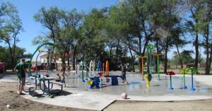 splashpark open